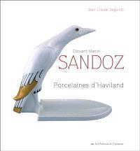 Edouard Marcel Sandoz : porcelaines d'Haviland