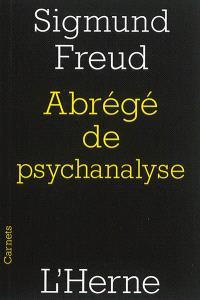 Abrégé de psychanalyse (1938)