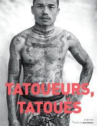 Tatoueurs, tatoués : exposition, Paris, Musée du quai Branly, du 6 mai 2014 au 18 octobre 2015