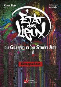 Etat des lieux du graffiti et du street art : enquête
