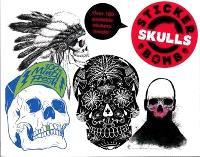 STICKERBOMB SKULLS /ANGLAIS