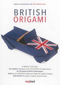 British origami