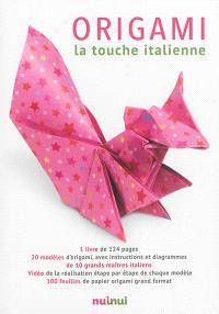 Origami : la touche italienne