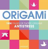 Origami arc-en-ciel : pour réaliser 500 pliages