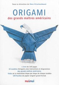 Origami des grands maîtres américains