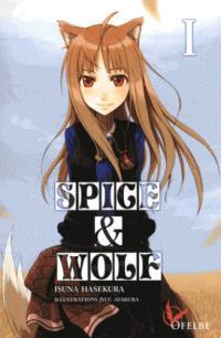 Spice & Wolf. Volume 1