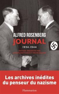 Journal : 1934-1944