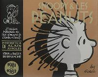 Snoopy & les Peanuts. Volume 16, 1981-1982