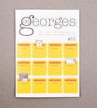 Georges : drôle de magazine pour enfants, Lettre