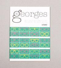 Georges : drôle de magazine pour enfants. n° 6, Lunettes