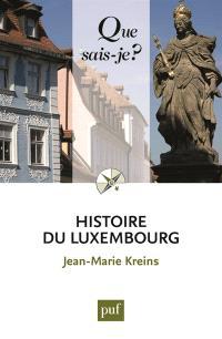 Histoire du Luxembourg, des origines à nos jours