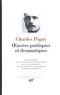Oeuvres poétiques et dramatiques