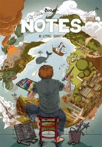 Notes : juillet 2013-août 2015. Volume 10, Le pixel quantique