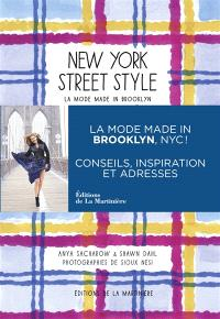New York street style, la mode made in Brooklyn