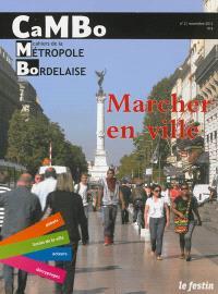 CaMBo : cahiers de la métropole bordelaise. n° 2