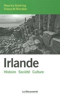 Irlande : histoire, société, culture