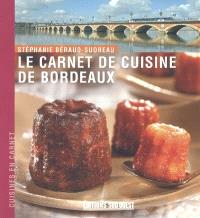 Le carnet de cuisine de Bordeaux