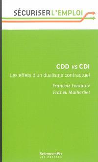 CDD vs CDI : les effets d'un dualisme contractuel