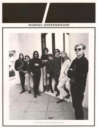 Warhol underground : album de l'exposition