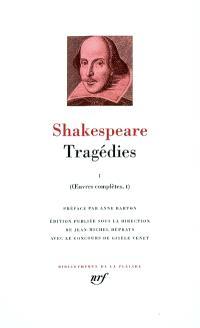 Oeuvres complètes, Volume 1, Tragédies. Volume 1