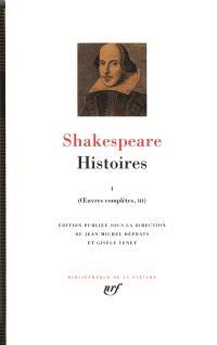 Oeuvres complètes, Volume 3, Histoires. Volume 1