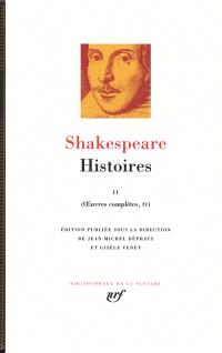 Oeuvres complètes, Volume 4, Histoires. Volume 2