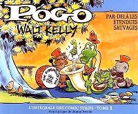 Pogo, par-delà les étendues sauvages : l'intégrale des comic strips. Volume 1, 1949-1950