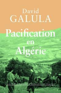 Pacification en Algérie : 1956-1958