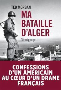 Ma bataille d'Alger