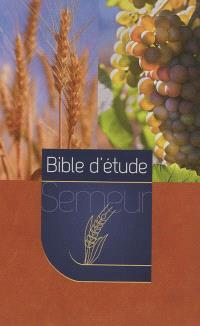 Bible d'étude : version Semeur