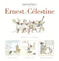 Ernest & Célestine : trois petites histoires