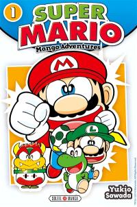 Super Mario : manga adventures. Volume 1