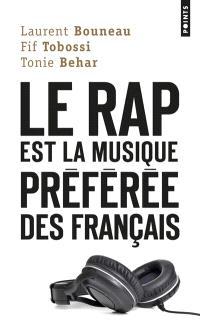 Le rap est la musique préférée des Français