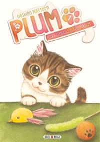 Plum, un amour de chat. Volume 1