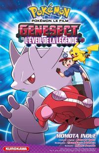 Pokémon, le film, Genesect et l'éveil de la légende