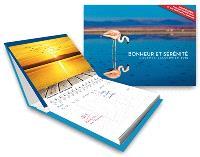 Bonheur & sérénité : l'agenda-calendrier 2015