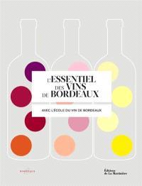 L'essentiel des vins de Bordeaux
