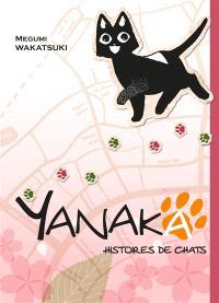 Yanaka : histoires de chats. Volume 1