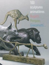 100 sculptures animalières, Bugatti, Pompon, Giacometti...