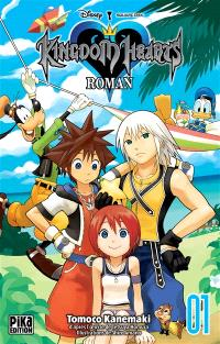 Kingdom hearts. Volume 1