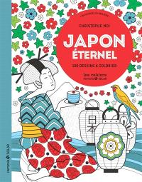 Japon éternel : 100 dessins à colorier