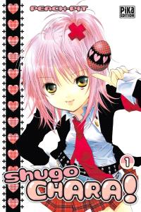 Shugo Chara !. Volume 1