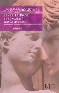 Langage et société. n° 152, Genre, langage et sexualité : données empiriques