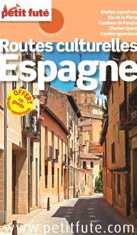 Routes culturelles d'Espagne