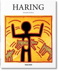 Keith Haring : 1958-1990 : une vie pour l'art