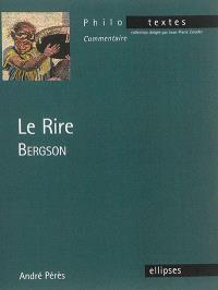 Le rire, Bergson