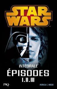 Star Wars intégrale, Première trilogie : épisodes I-II-III