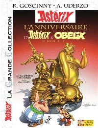 Astérix. Volume 34, L'anniversaire d'Astérix & Obélix : le livre d'or