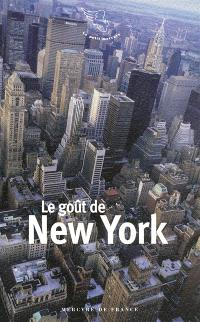 Le goût de New York
