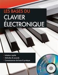 Les bases du clavier électronique